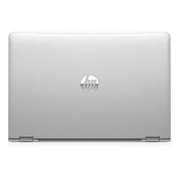 hp flagship view with logo