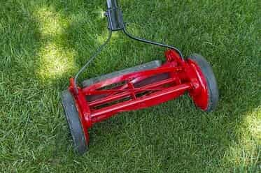 mowers for small yards