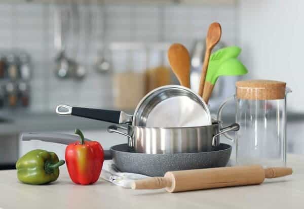 cookware for gas range