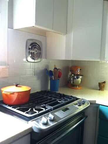 exhaust fan for the kitchen