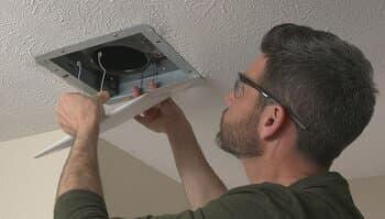 HOW TO INSTALL EXHAUST FAN IN KITCHEN