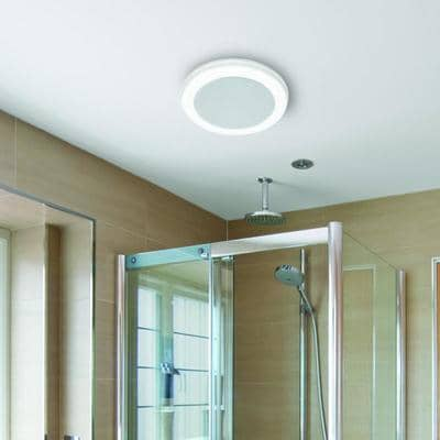 best bathroom exhaust fan with light and BlueTooth speaker